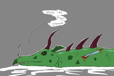 Dirtbag Dragon