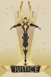 Art Deco Pharah
