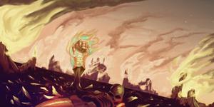 Destruction Of Phandalin