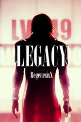 Book Cover - Legacy by RegenesisX