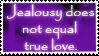 Anti-Jealousy Plots by KaDeana
