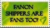 Fanon Shippers by KaDeana