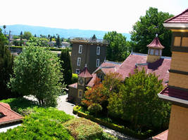 Winchester Mansion by DigitalVampire107