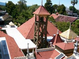 Winchester - Bell Tower by DigitalVampire107