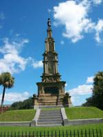 Forsyth Park - Statue by DigitalVampire107