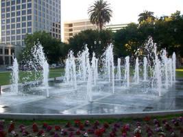 Fountain by DigitalVampire107