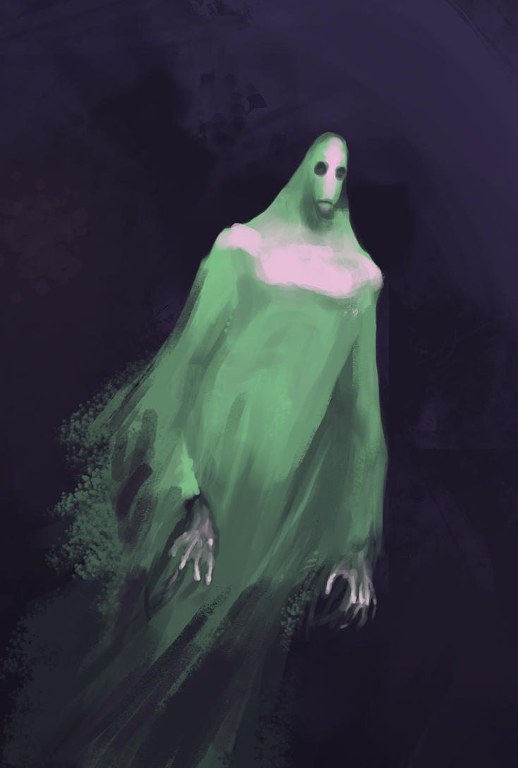 Ghost by Zurluk