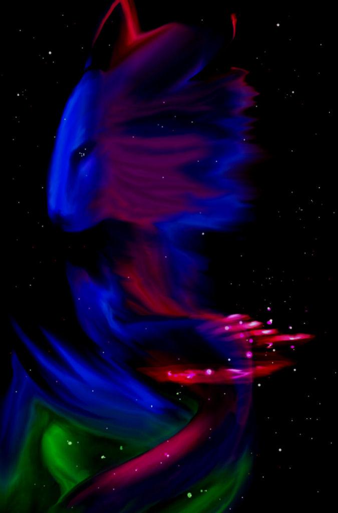 It's cosmic by manduchan