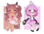 $5 SB Valentines Adopts : AUCTION CLOSED by eight-legs