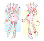 Birthday Monster Adopt : AUCTION CLOSED by eight-legs