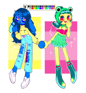 MS PAINT ADOPTS : #2 OPEN $15