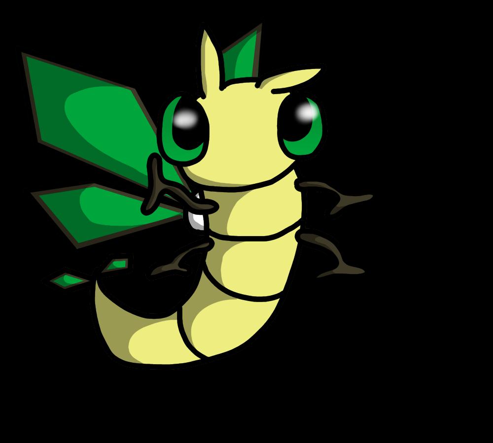 Draw Me A Pokemon ~ Vibrava by ThatCreativeCat