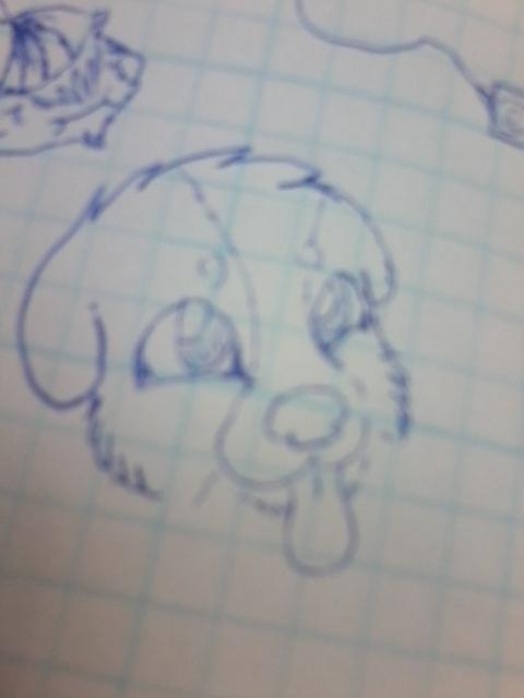 RRJ has a tongue by ThatCreativeCat