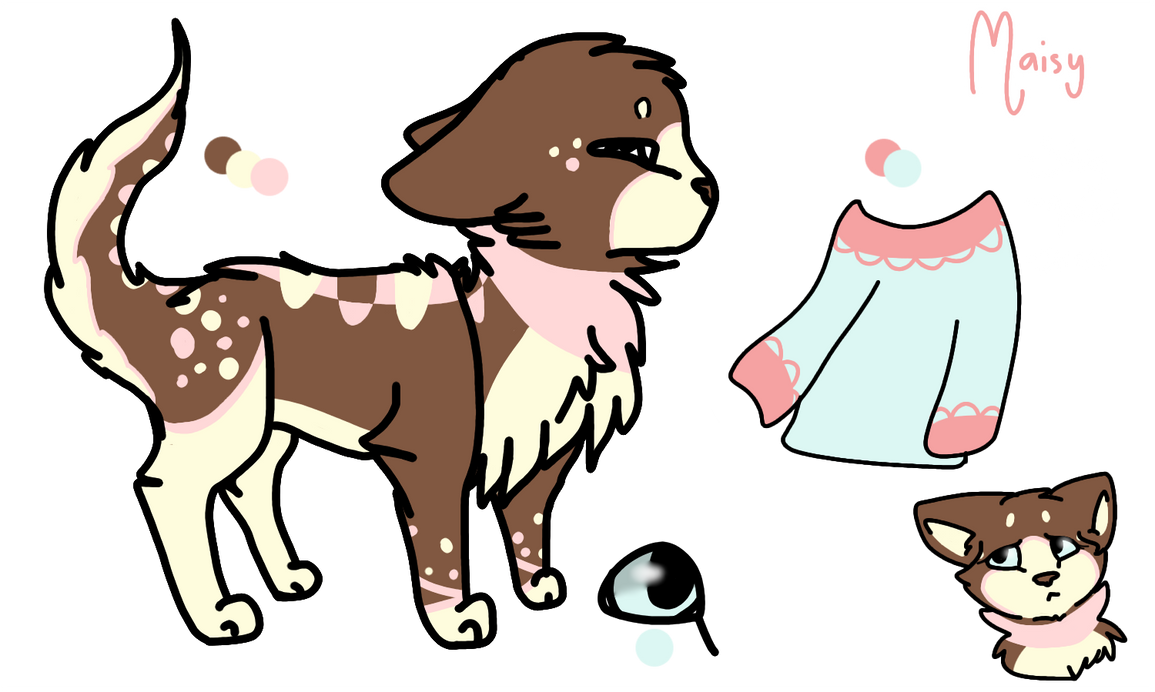 Maisy Ref (DON'T USE IT'S NOT VALID ANYMORE PLSno) by ThatCreativeCat