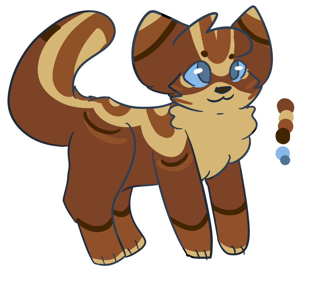 Kitten OTA! ( CLOSED ) by ThatCreativeCat