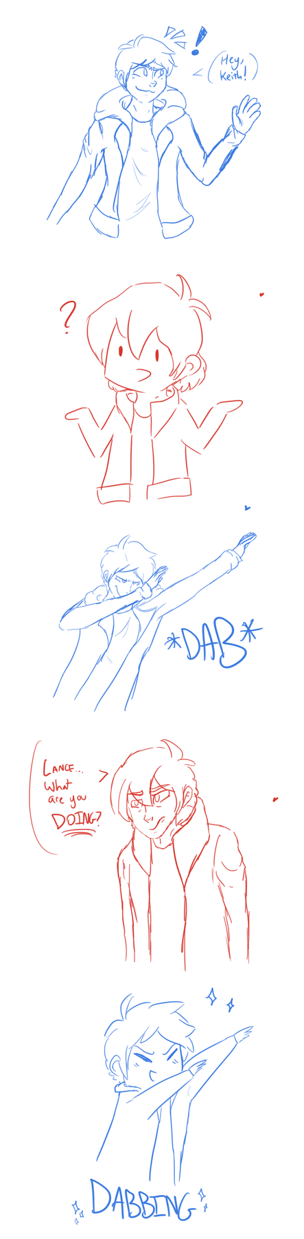 dab by ThatCreativeCat