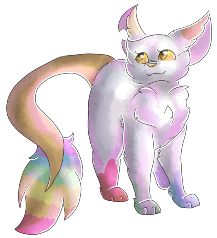 pastel by ThatCreativeCat