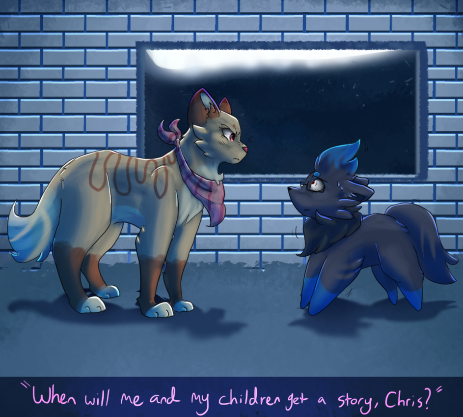 [COM] Story  by ThatCreativeCat