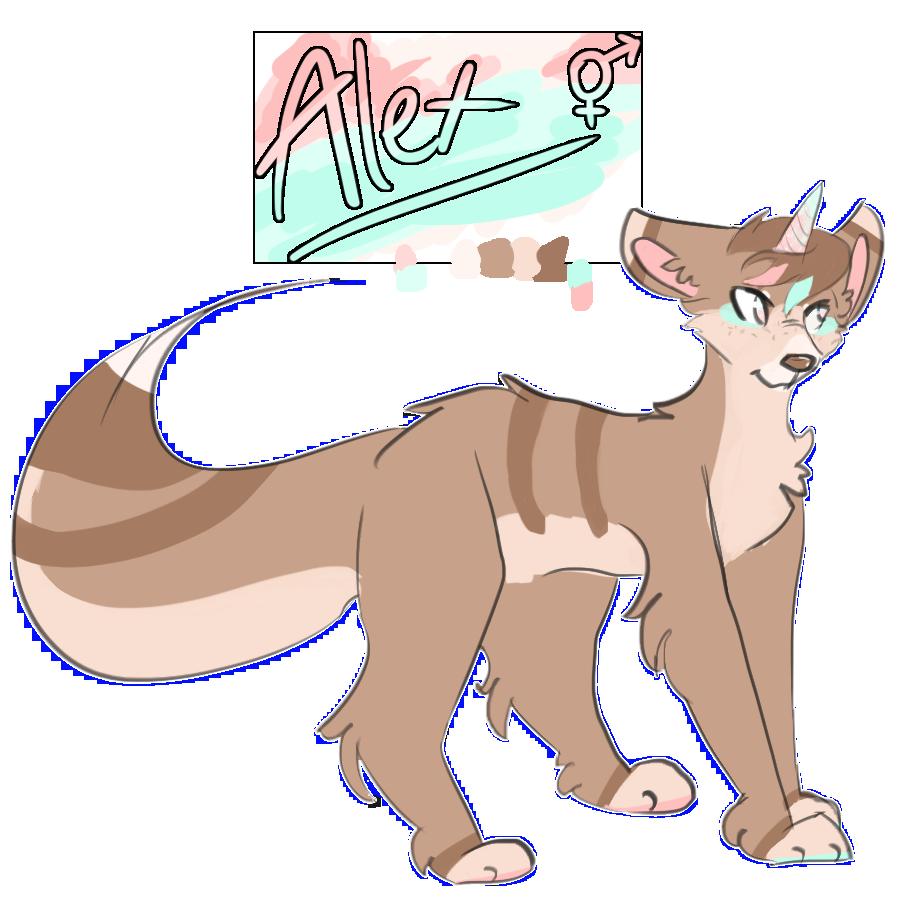 alex ref by ThatCreativeCat