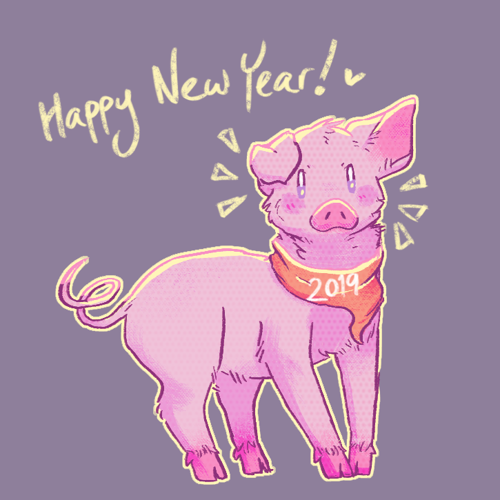 2019 by ThatCreativeCat