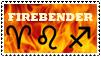Avatar Astrology - Firebender by MLJstampz