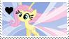 Breezie Fluttershy Fan by MLJstampz