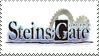 Stamp - Steins Gate by MLJstampz