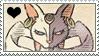 Stamp - Dualynx Fan by MLJstampz