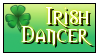 Irish stamp by Zireael00