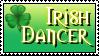 Irish stamp by Zireael00