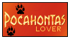 Pocahontas stamp by Zireael00