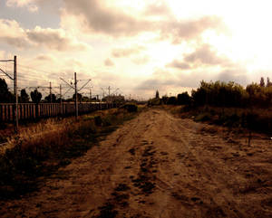 The long way to Neverwhere