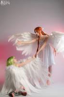 'Angels Geass' by Lilian-hime