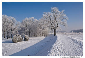 snow road ..... by dev-MaTuS