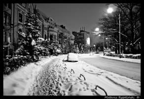 Snow town by dev-MaTuS