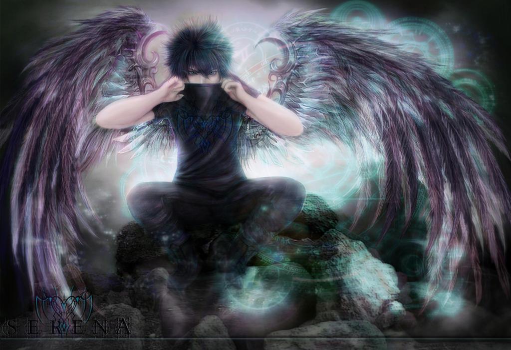 My Fallen Angel By XXSerena-CrosseXx On DeviantArt