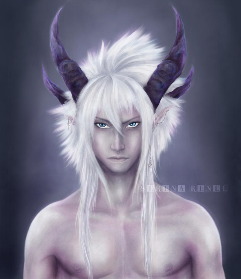 The Demonic Prince [OC Tsung] by xXSerena-CrosseXx