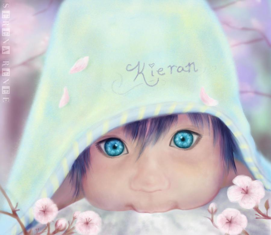 Wide-Eyes [OC: Kieran] by xXSerena-CrosseXx