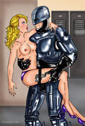 RoboCop 3 Sexy version by amazona2016