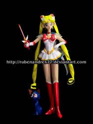Sailor Moon paper model