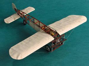 Bleriot XI (paper model)
