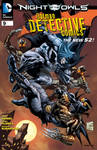 Detective Comics cover 09
