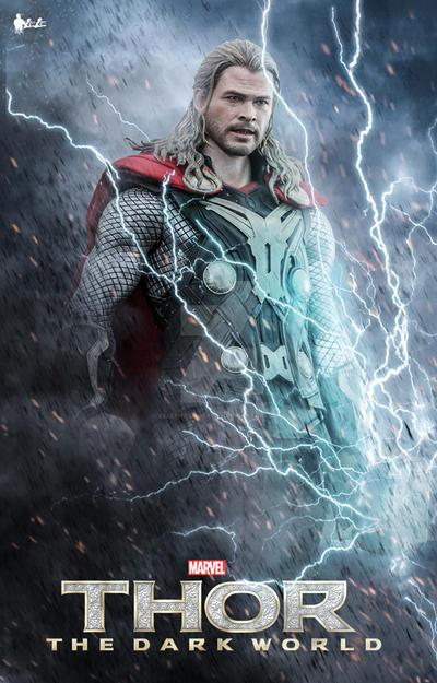 Thor : The dark world - FanArt by LeLePhotography