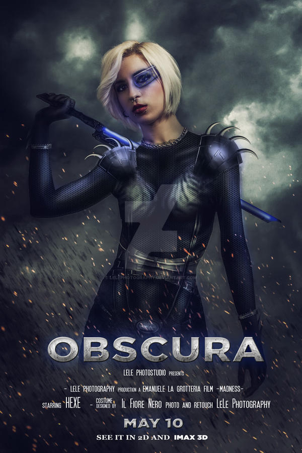 Obscura by LeLePhotography