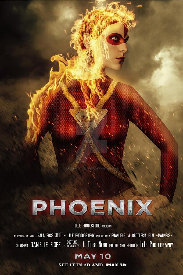 Phoenix by LeLePhotography