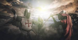 Fighting for God