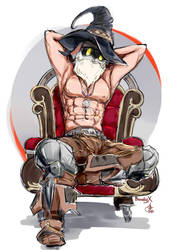 Bloody X'- Final Fantasy XIV