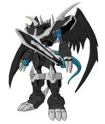 Imperialdramon Paladin Mode Sprite