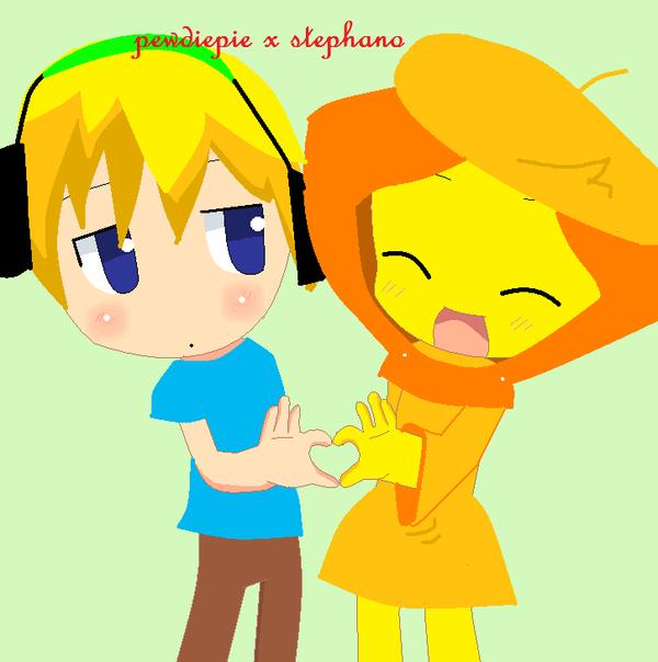 stephano X pewdiepie by 2sidestome on DeviantArt