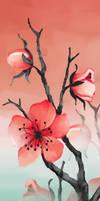 AriZona Gerogia Peach Wallpaper